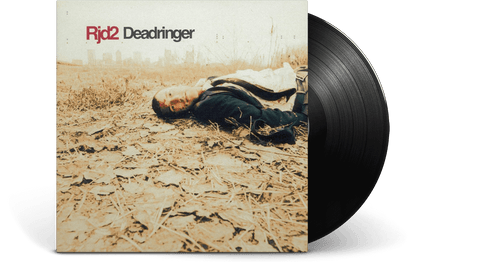 Vinyl - RJD2<br>DEADRINGER - The Record Hub