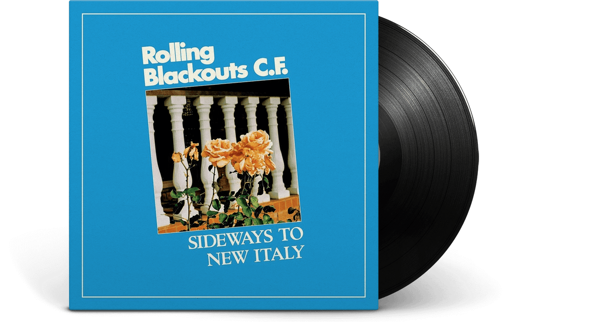 Vinyl - Rolling Blackouts Coastal Fever<br> Sideways to New Italy - The Record Hub