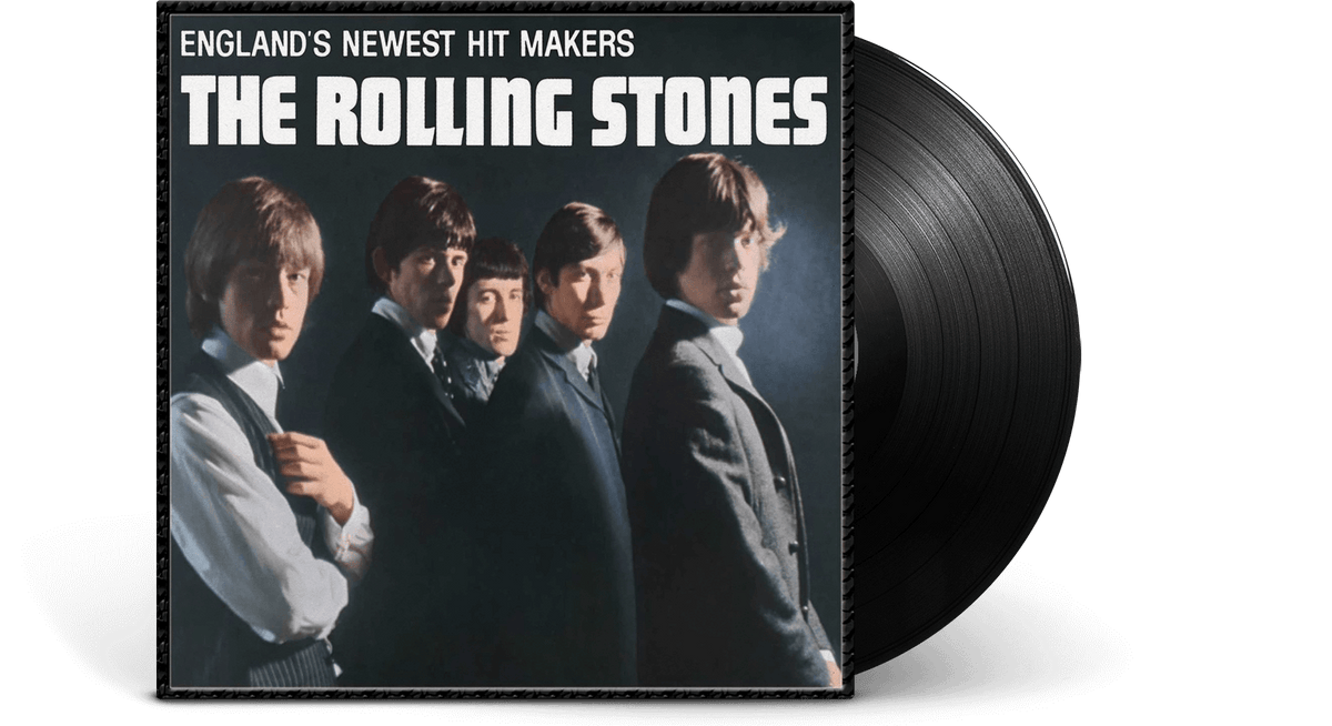 Vinyl - The Rolling Stones : Englands Newest Hit Makers - The Record Hub