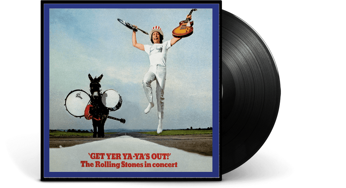 Vinyl - The Rolling Stones <br> Get Yer Ya-ya's Out! - The Record Hub