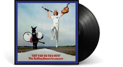 Vinyl - The Rolling Stones : Get Yer Ya Yas Out - The Record Hub