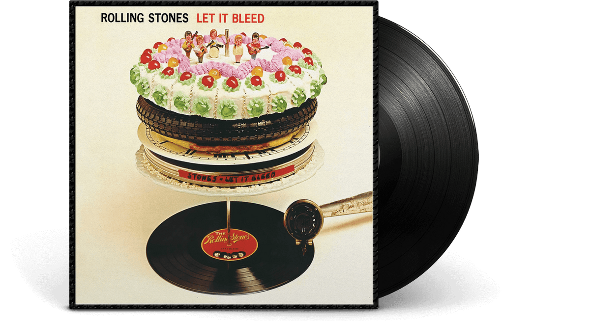 Vinyl - The Rolling Stones : Let It Bleed (50th) - The Record Hub
