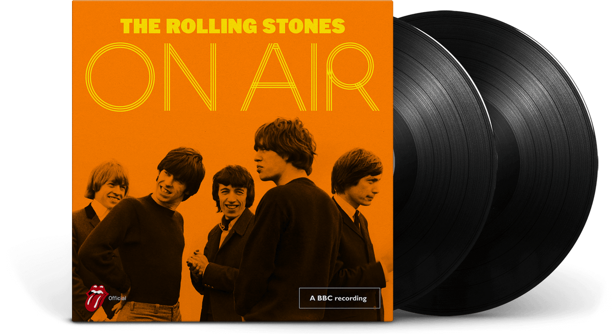 Vinyl - The Rolling Stones : On Air - The Record Hub