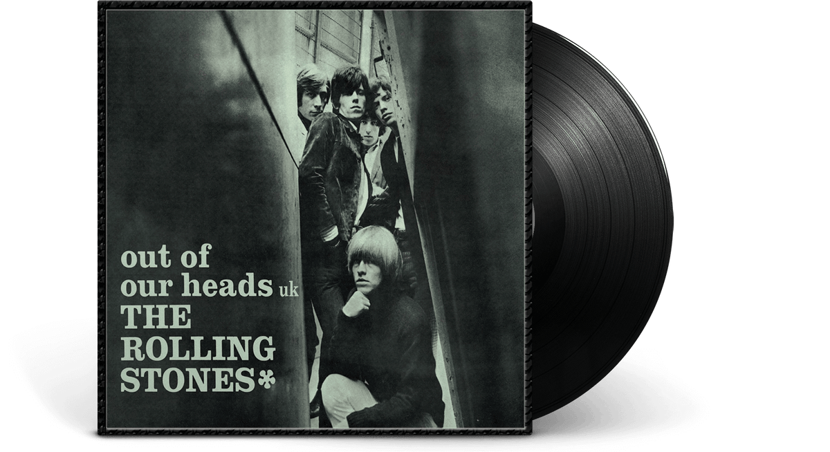 Vinyl - The Rolling Stones : Out Of Our Heads - The Record Hub