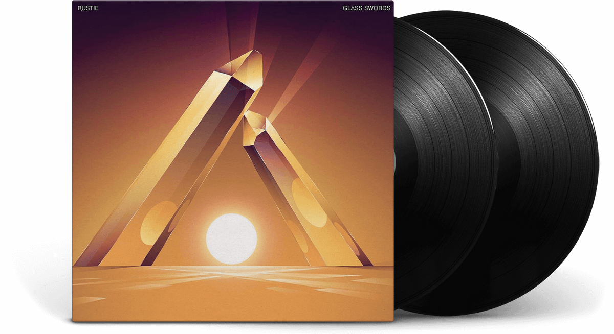 Vinyl - RUSTIE : GLASS SWORDS - The Record Hub