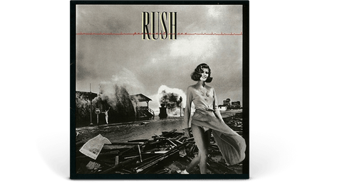 Vinyl - Rush<br> Permanent Waves [Super Deluxe Edition] - The Record Hub