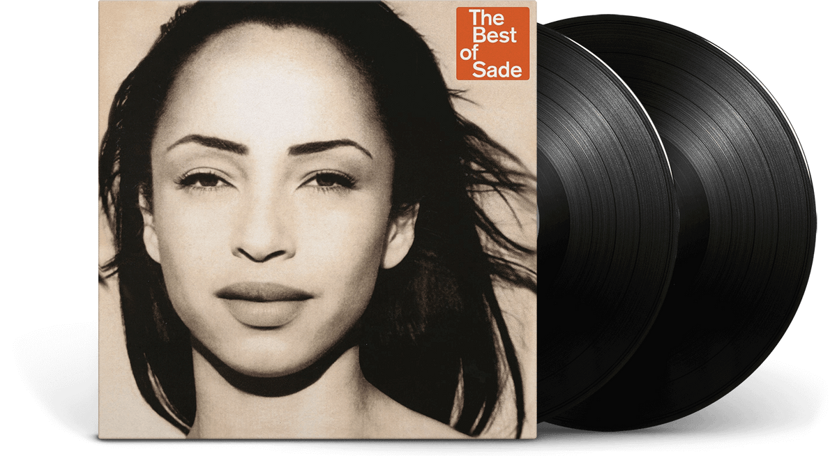 Vinyl - Sade : The Best of Sade - The Record Hub