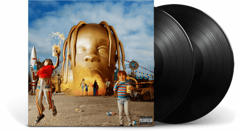 Vinyl - Travis Scott <br> ASTROWORLD - The Record Hub