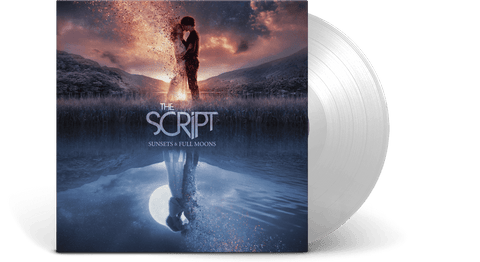 The Script <br> Sunsets & Full Moons - Limited Edition Transparent Vinyl