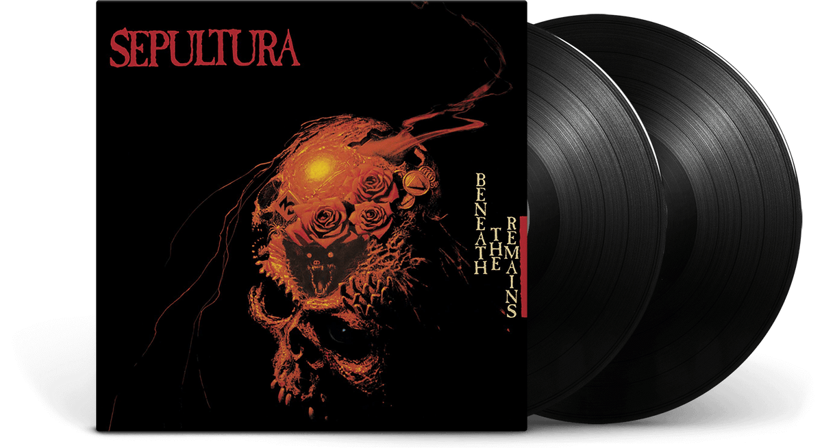 Vinyl - Sepaltura<br> Beneath The Remains - The Record Hub