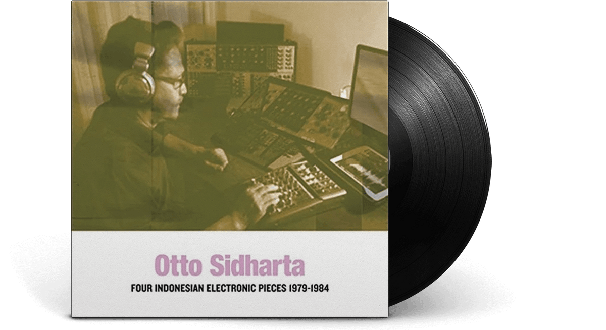 Otto Sidharta <br> Four Indonesian Electronic Pieces 1979-1984