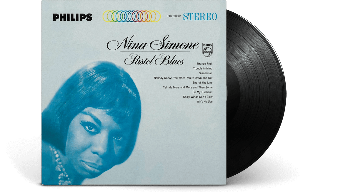 Vinyl - Nina Simone <br> Pastel Blues - The Record Hub