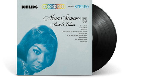 Vinyl - Nina Simone : Pastel Blues - The Record Hub