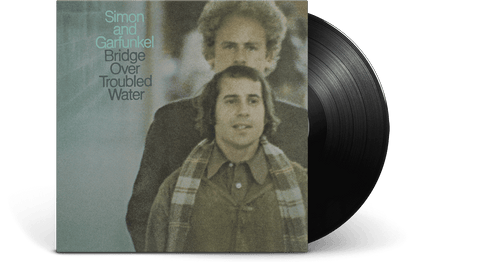 Vinyl - Simon & Garfunkel <br> Bridge Over Troubled Water - The Record Hub