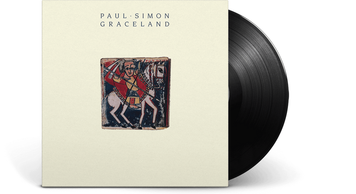 Vinyl - Paul Simon : Graceland - The Record Hub