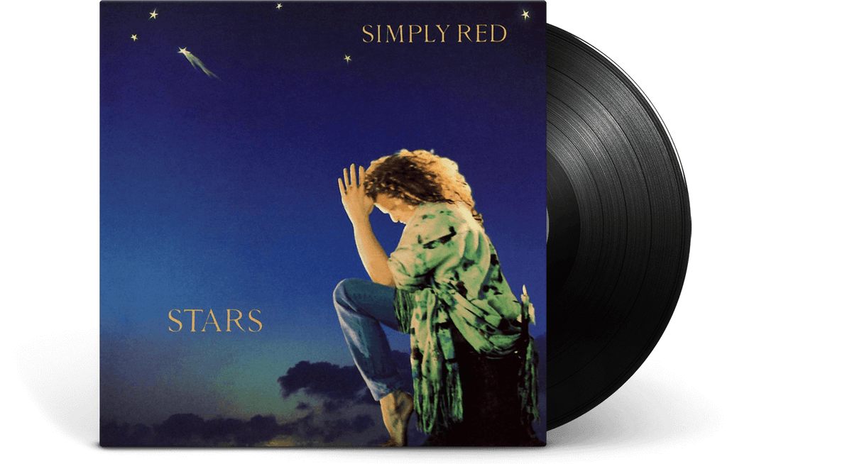 Vinyl - Simply Red : Stars (25th Anniversary Edition) - The Record Hub