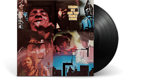 Vinyl - Sly & The Family Stone : Stand! - The Record Hub