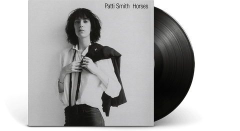 Vinyl - Patti Smith <br> Horses - The Record Hub