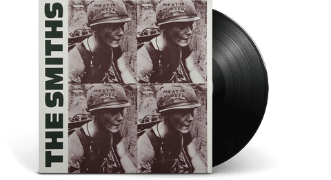 Vinyl - The Smiths <br> Meat Is Murder - The Record Hub