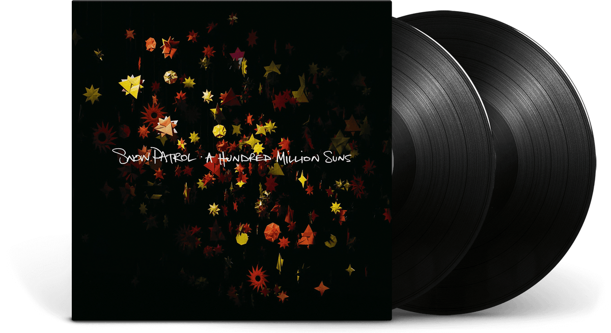 Vinyl - Snow Patrol : A Hundred Million Suns - The Record Hub