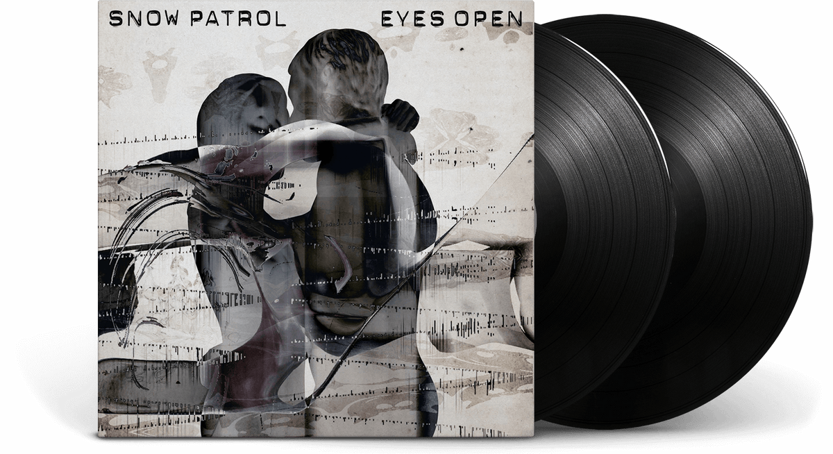Vinyl - Snow Patrol : Eyes Open - The Record Hub