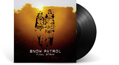 Vinyl - Snow Patrol <br> Final Straw - The Record Hub