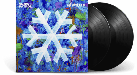 Vinyl - Snow Patrol<br> Reworked - The Record Hub
