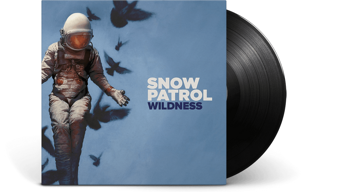 Vinyl - Snow Patrol : Wildness - The Record Hub