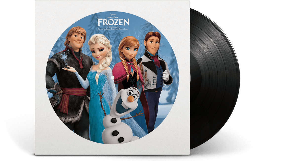 Vinyl - Various : Songs from Frozen - The Record Hub