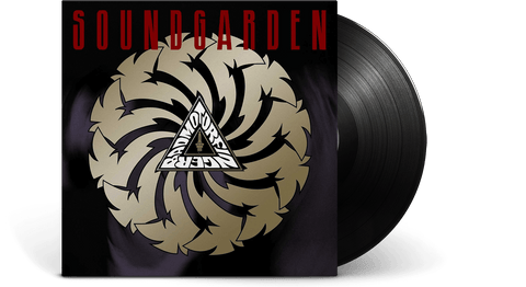Soundgarden <br> Badmotorfinger