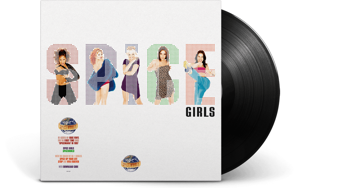 Vinyl - Spice Girls : Spiceworld - The Record Hub