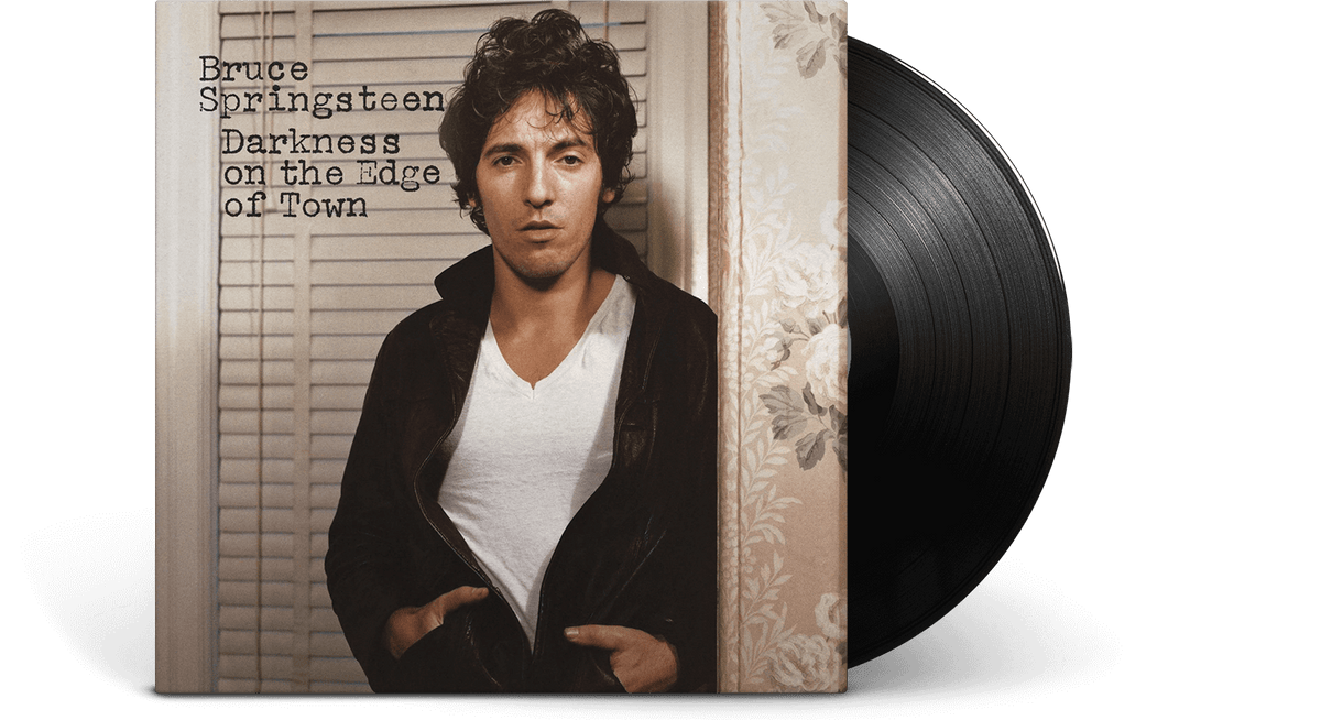 Vinyl - Bruce Springsteen <br> Darkness On the Edge of Town - The Record Hub