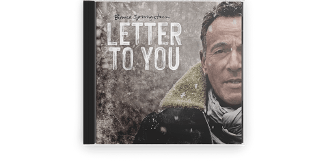 Vinyl - Bruce Springsteen : Letter To You (CD) - The Record Hub
