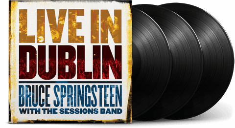 Bruce Springsteen & The E Street Band<br> Live in Dublin