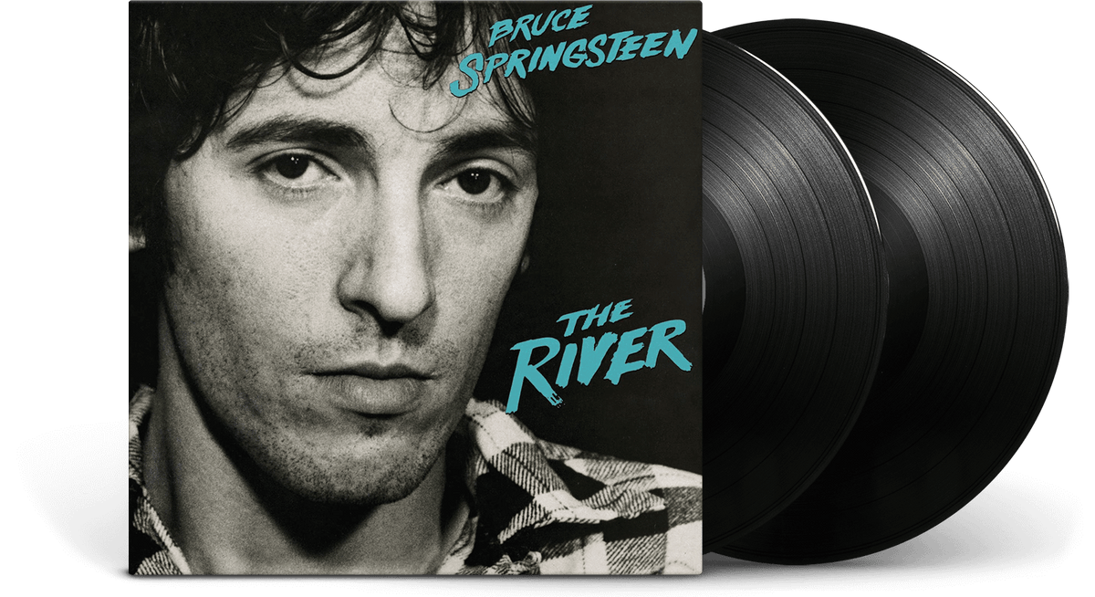Vinyl - Bruce Springsteen <br> The River - The Record Hub