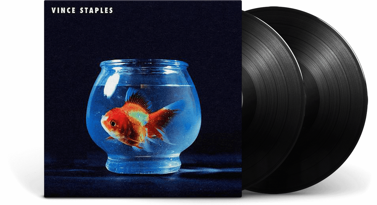 Vinyl - Vince Staples : Big Fish Theory - The Record Hub