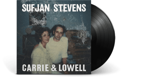 Vinyl - Sufjan Stevens<br>Carrie & Lowell - The Record Hub