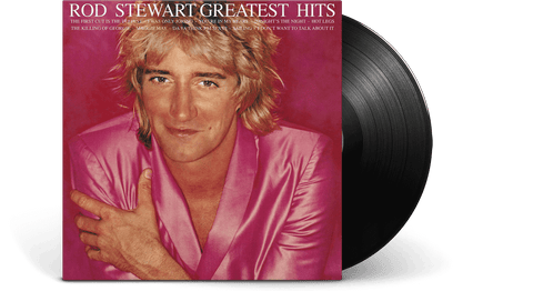 Vinyl - Rod Stewart <br> Greatest Hits - Volume 1 - The Record Hub