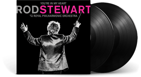 Rod Stewart<br>You're In My Heart