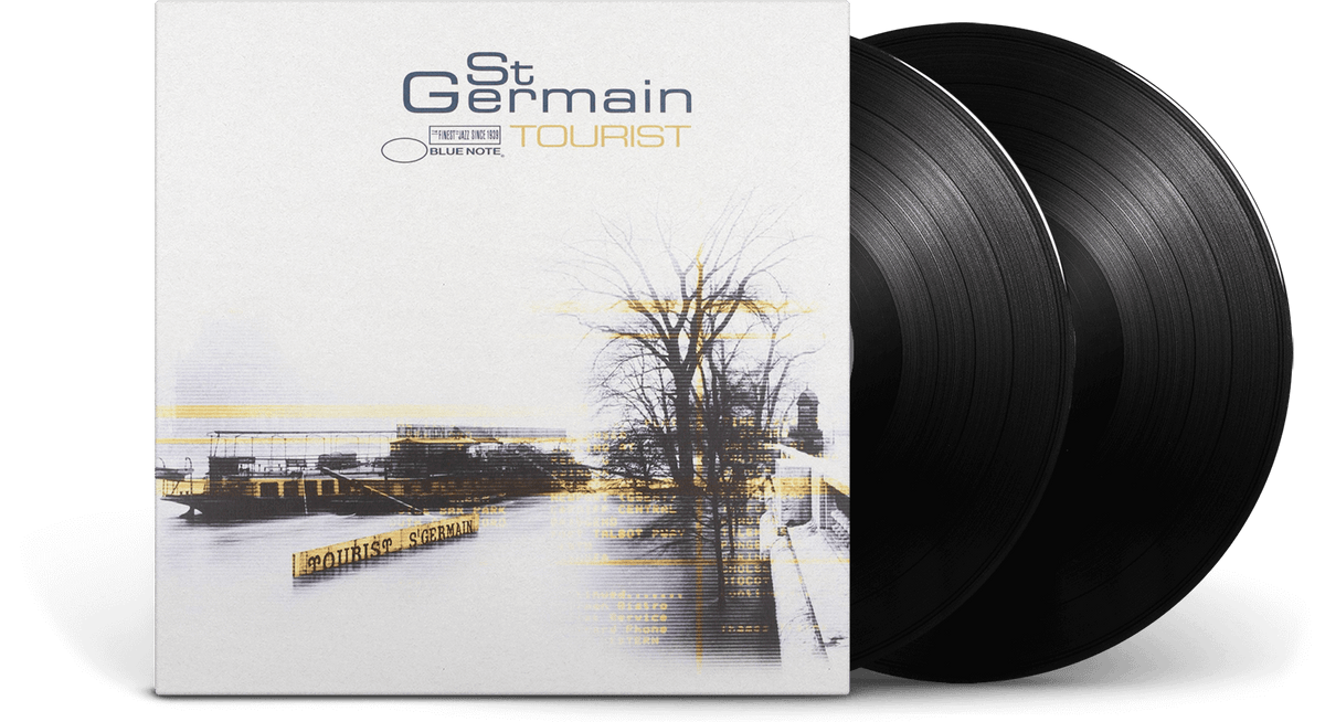 Vinyl - St Germain : Tourist (Remastered Version) - The Record Hub