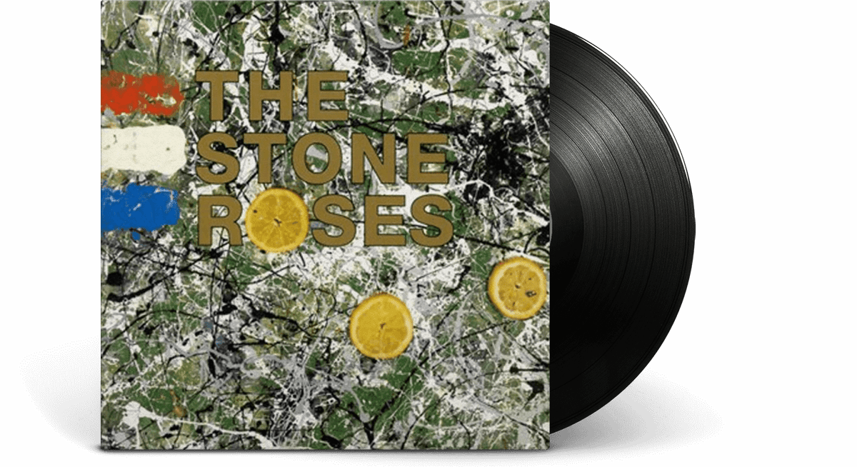 Vinyl - The Stone Roses <br> The Stone Roses - The Record Hub