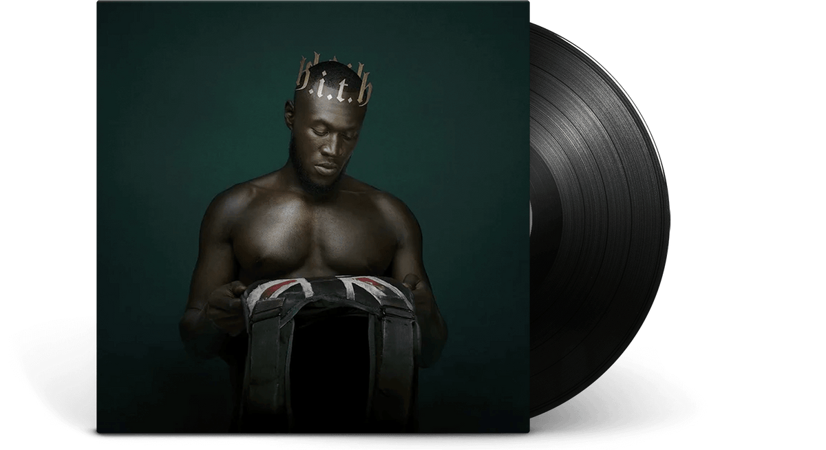 Vinyl - Stormzy<br> Heavy Is The Head - The Record Hub