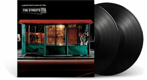 Vinyl - The Streets <br> A Grand Don't Come for Free - The Record Hub