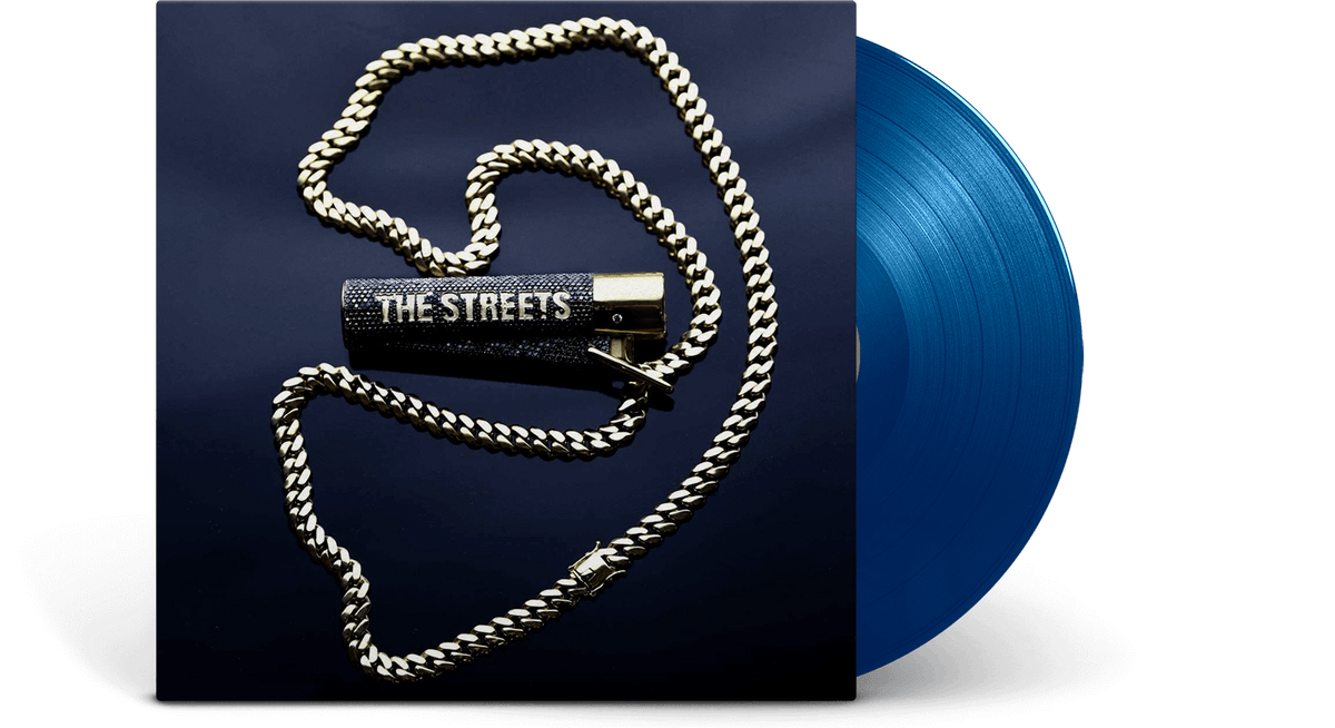 Vinyl - The Streets : None Of Us Are Getting Out Of This Life Alive (Blue Vinyl) - The Record Hub