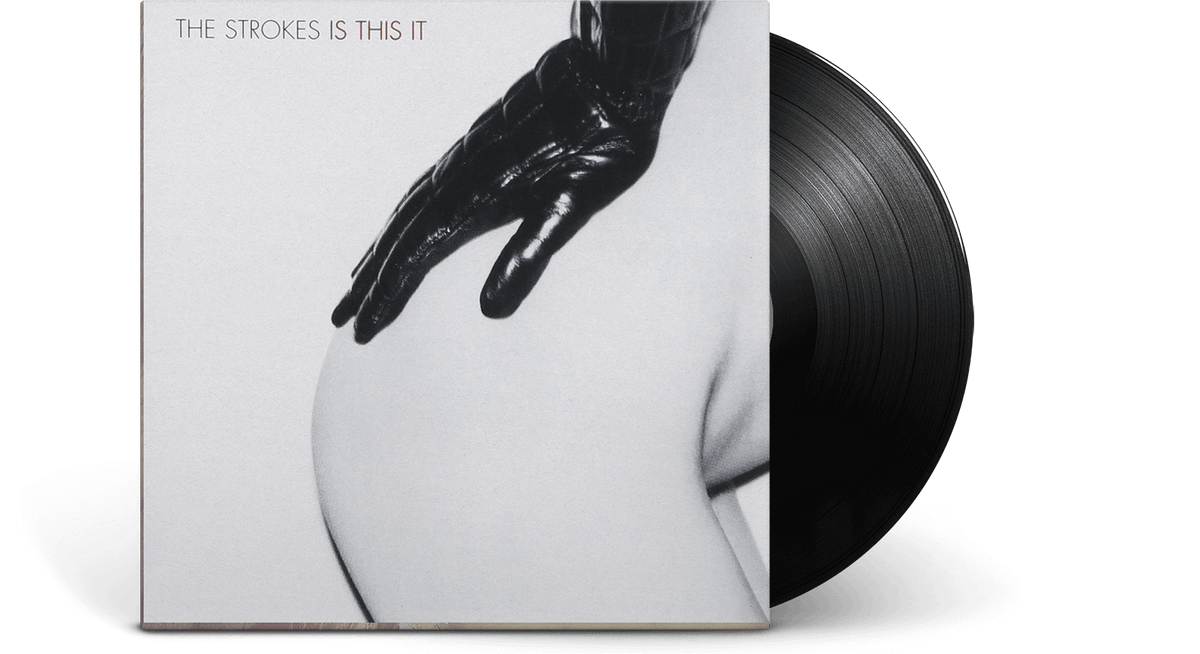 Vinyl - The Strokes : Is This It - The Record Hub