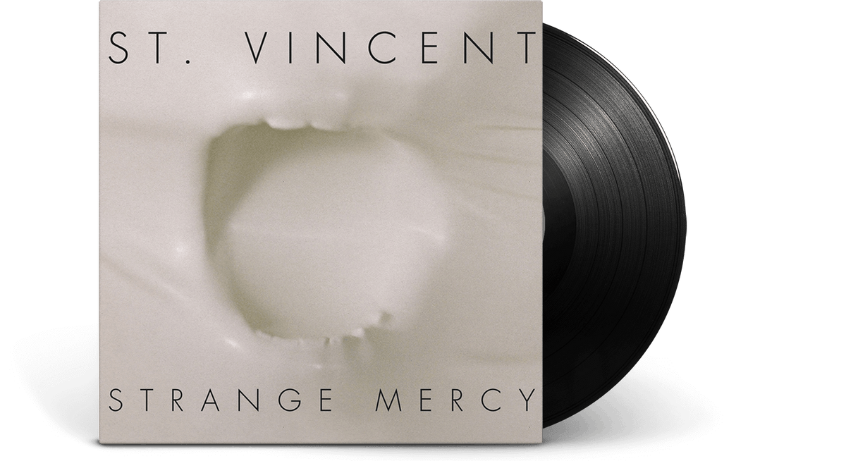 Vinyl - St. Vincent : Strange Mercy - The Record Hub