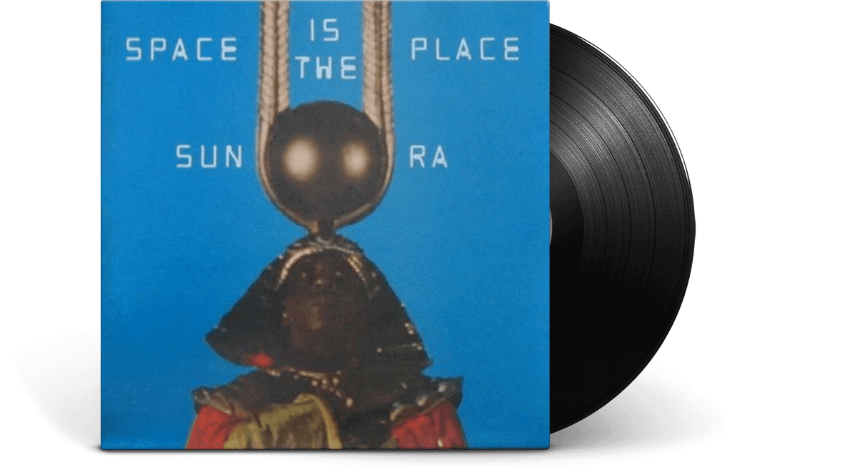 Vinyl - Sun Ra <br> Space Is the Place - The Record Hub