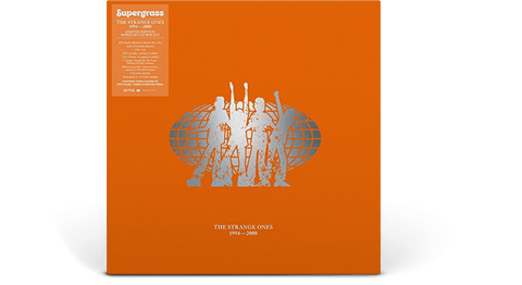 Supergrass<br>The Strange Ones: 1994-2008 [Super Deluxe Box Set]