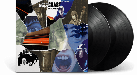 Vinyl - Supergrass : The Strange Ones: 1994-2008 - The Record Hub
