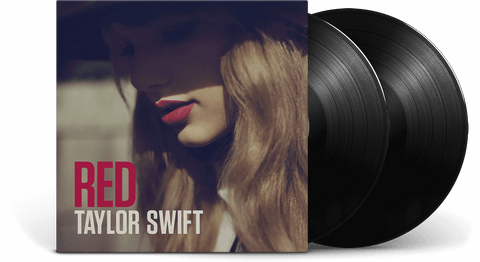 Vinyl - Taylor Swift : Red - The Record Hub